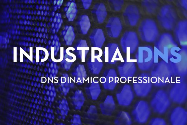IndustrialDNS - DNS Dinamico Professionale - DNS dinamico pro