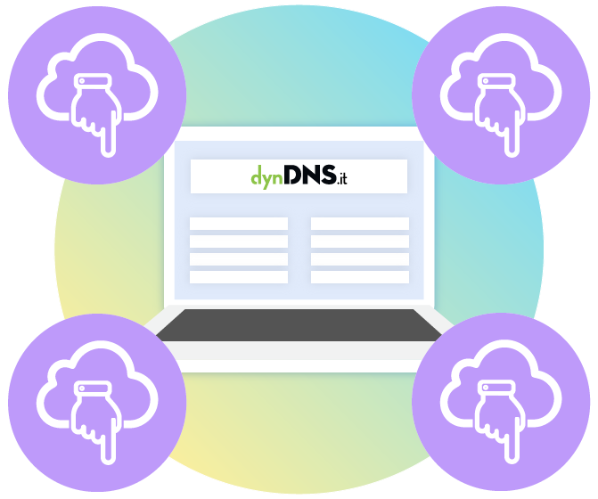 Cosa serve per l'attivazione di Full dynDNS.it? - Documentazione - dynDNS.it - DNS dinamico gratuito - Free dyndns